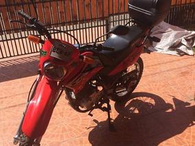 Honda Xr 125 L Año 2014, 6352 Km.