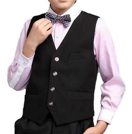 Chaleco De Vestir Niño Excelente Calidad Todos Los Talles!
