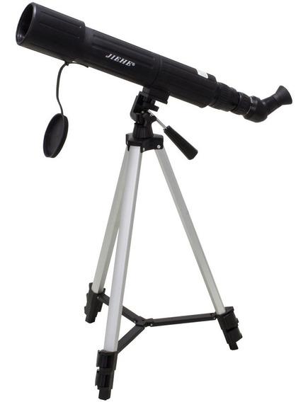Telescópio Astronômico Profissional Refletor 60mm Jiehe