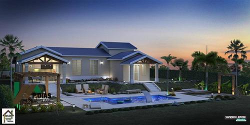 Chácara Na Planta, Ótima Oportunidade Para Quem Busca Uma Casa De Campo Na Região Circuito Das Águas - Ch0246