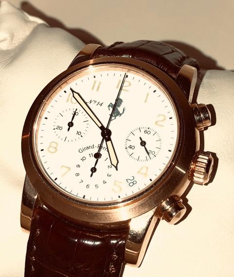 Relógio Girard Perregaux Ferrari Gold Ref 8020