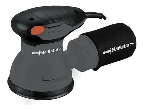 Lijadora Roto Orbital (125mm) 5  300w Gladiator Lr605