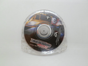 Need For Speed Underground Rivals Psp Original Mídia Física