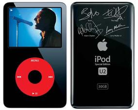 iPod Série Especial U2