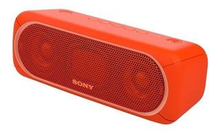 Parlante Sony Extra Bass XB30 portátil inalámbrico Rojo