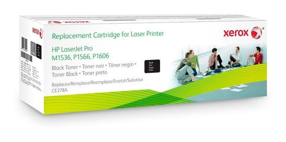 Toner P1606 P1566 Ce278a 78a Para Impresora Original Xerox