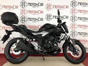 Yamaha Mt-03 321cc 2016/2017 Preta