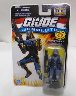 Gi Joe 25th Cobra Trooper Infantry Forces Swtrooper