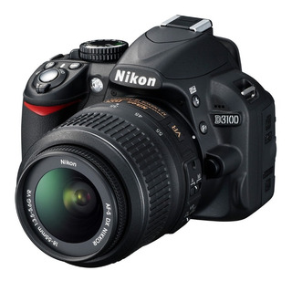 Nikon D3100 Cuerpo Camara