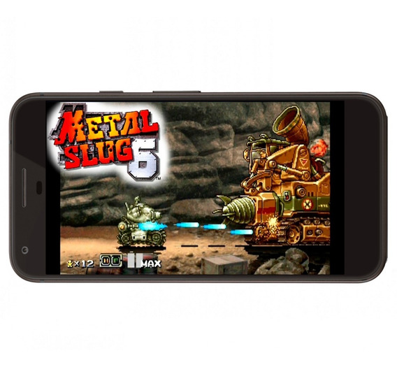 29 Juegos King Of Fighters Y Metal Slug Celular Android