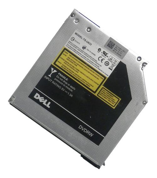Gravador Slim Dvd/cd Sata Dell Latitude E6400 - Ts-u633