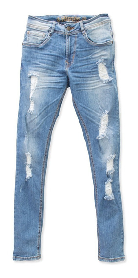 Pantalon Hippie Super Skinny Hc18138b