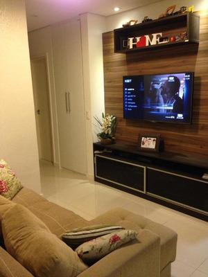 Apartamento Em Condomínio Residencial Chiari, Valinhos/sp De 91m² 3 Quartos À Venda Por R$ 580.000,00 - Ap220781