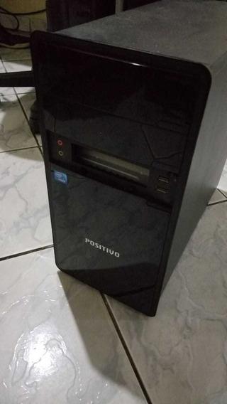 Pc Hd 160 Gb, 4 Gb Memória, Monitor Dell Lcd, Mouse, Teclado