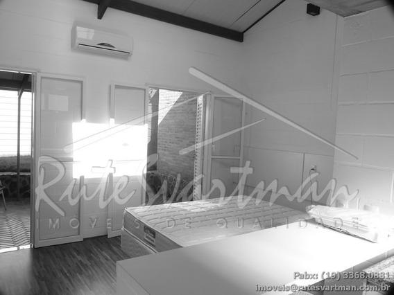 Apartamento Com 1 Dormitório Para Alugar, 50 M² Por R$ 2.000 - Barão Geraldo - Campinas/sp - Ap0586