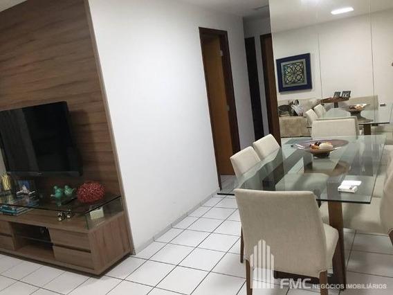 Apartamento Padrão No Edf.beira Rio Colonial - Vd933-v
