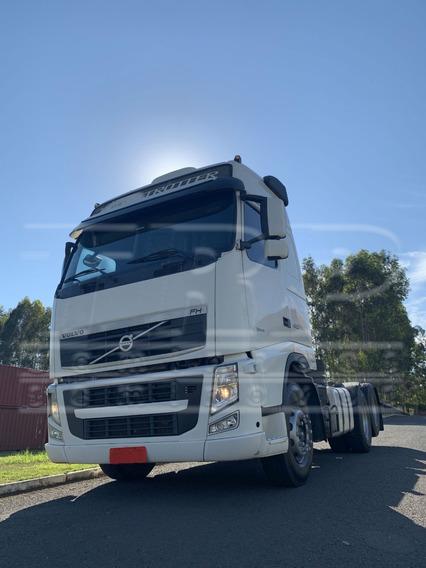 Volvo Fh420 Globetrotter | Único Dono!