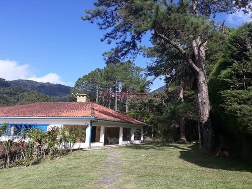 Imagem 1 de 30 de Sítio Com 14.092 M² Em Canoas, Teresópolis. - St00197 - 69435465