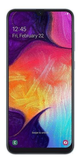 Samsung Galaxy A50 Dual SIM 128 GB Branco 4 GB RAM