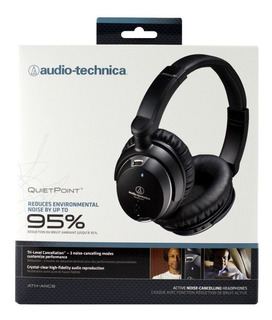 Audifonos Audio Technica Ath-anc9 Quietpoint Noise-cancellin