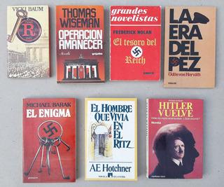Baum, Nolan, Otros. Hitler Vuelve, Reich, Nazismo, Lote