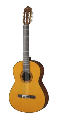 Imagen 1 de 5 de Guitarra clásica Yamaha C80 natural