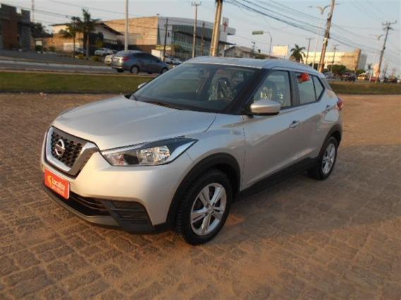 Nissan Kicks 1.6 16v Flexstart S 4p Manual