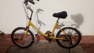 Antigua Bicicleta Rod 20 Flying Rod Pigeon Unica No Aurorita