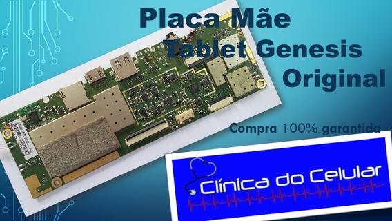Placa Mãe Tablet Genesis Gt 722052 (retirada De Peças)