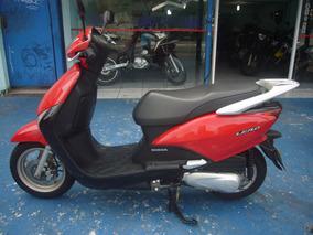 Honda Lead 110 Vermelha 2016 R$ 6.999 (11) 2221.7700