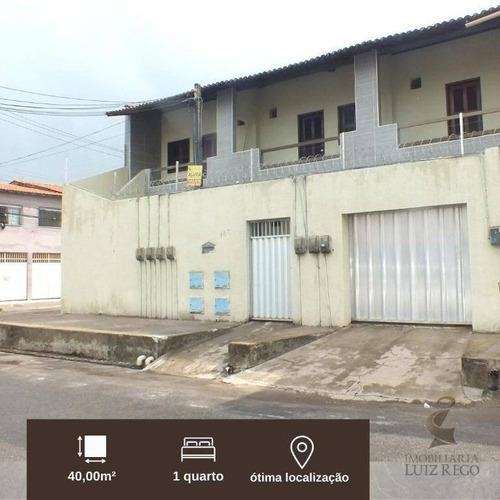 Ap1175 - Aluga Apartamento Cajazeiras , 1 Quarto, Sem Taxa De Condomínio. - Ap0283