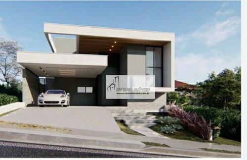 Casa Com 3 Dormitórios À Venda, 160 M² Por R$ 800.000,00 - Condomínio Villagio Di Capri - Sorocaba/sp - Ca2030