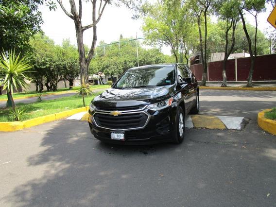 Traverse Ls 2018 Con Solo 22 Mil Km Único Dueño Impecable