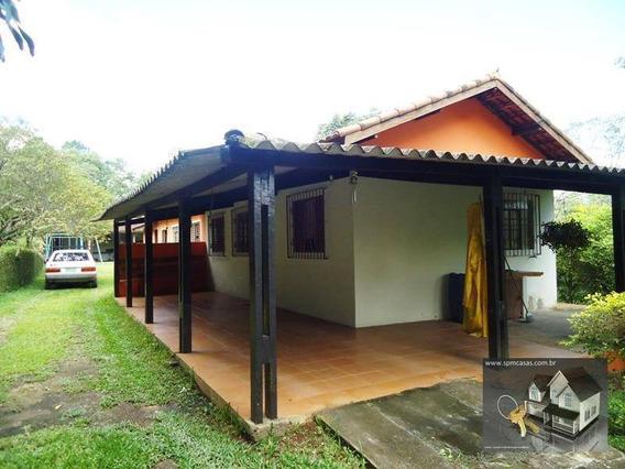 Chácara Com 3 Dormitórios À Venda, 1600 M² Por R$ 280.000 - Caucaia Do Alto - Cotia/sp - Ch0005