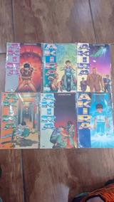 Akira Editora Globo Vários Números
