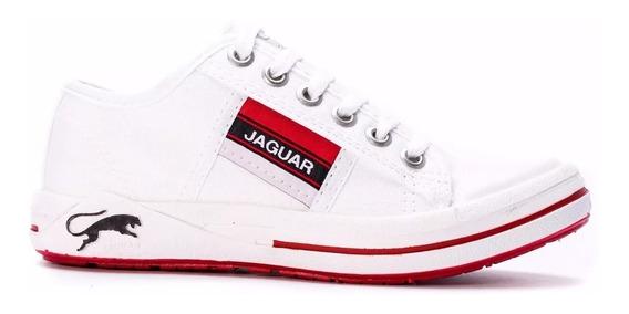 Zapatillas Jaguar Lona Puntera Art. 421 Hormas Chicas
