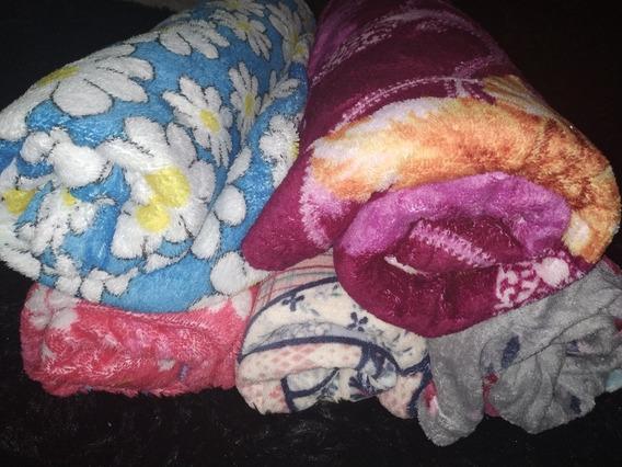 Manta Cobertor Casal Microfibra