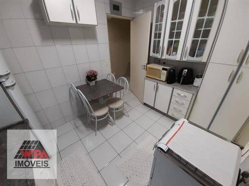 Apartamento Com 2 Dormitórios À Venda, 60 M² Por R$ 170.000,00 - Nova Americana - Americana/sp - Ap2738
