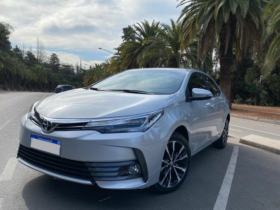 Toyota Corolla S-eg 1.8 Mt (140cv)