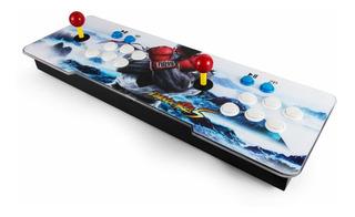 Consola Arcade Pandora Box 6s Palanca 1500 Juegos Tablero Ms