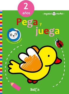 Pega Y Juega Pajaro +2 - Ballon