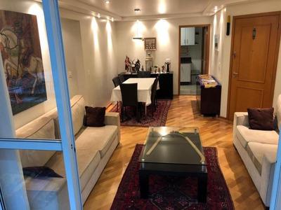 Apartamento Com 4 Dormitórios Para Alugar, 98 M² Por R$ 2.000/mês - Panamby - São Paulo/sp - Ap1587