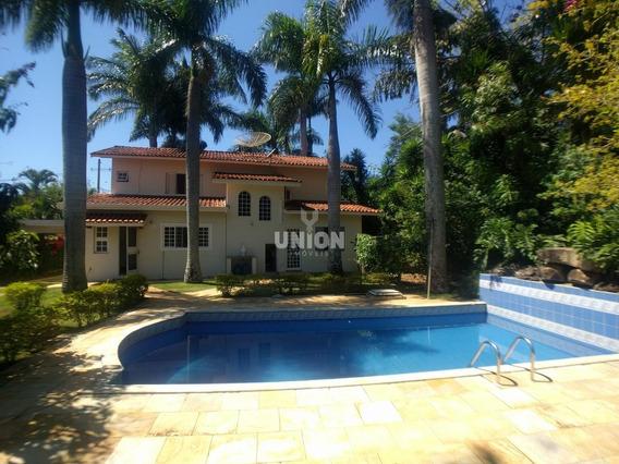 Casa Para Aluguel Em Condomínio São Joaquim - Ca003469