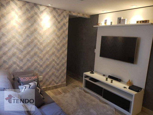 Imob01 - Cobertura 144 M² - Venda - 3 Dormitórios - 2 Suítes - Vila Humaitá - Santo André/sp - Co0140