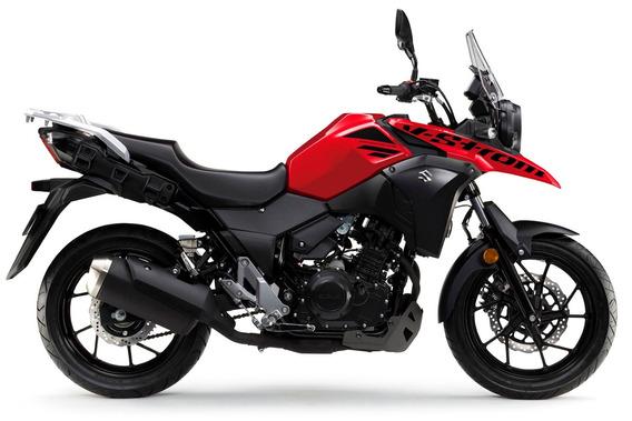 Suzuki V Strom 250 2018 0km Vstrom O Km 999 Motos Quilmes
