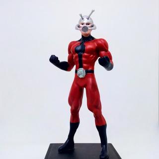 Marvel 3d Figuras De Colección - Nº 8 Ant-man - 1/32