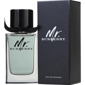 Mr Burberry 100ml Para Caballero:.... 100% Original
