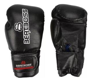 Guante De Boxeo Cuero Sintético - Beatboss A014