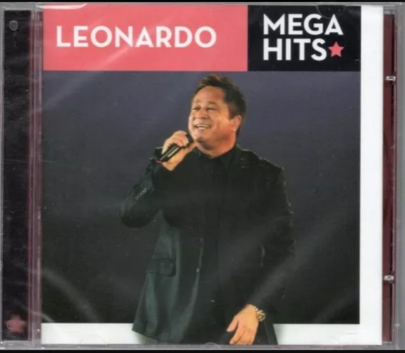 Cd Leonardo Mega Hits