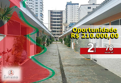 Casa De 2 Dormitórios De Condomínio Em Praia Grande - Ca0040